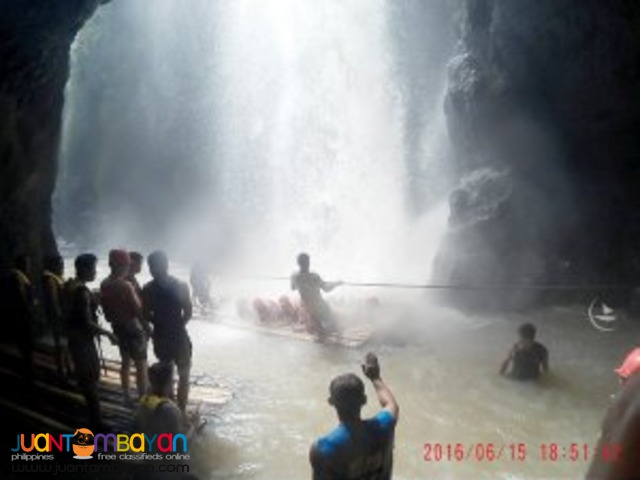 Pagsanjan falls tour, a thrill worth spending