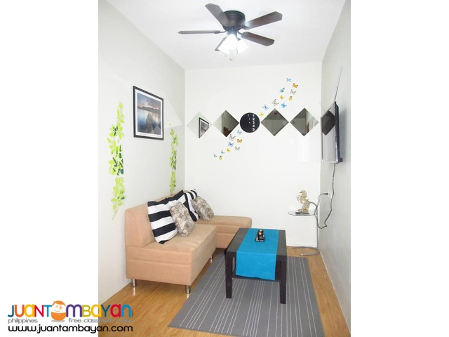 Condo 1 Bedroom Furnished For Rent at P20k monthly in Lahug Cebu