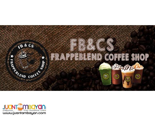 foodcart franchising, fb&cs frappeblend coffee shop