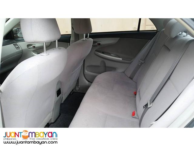 2008 Toyota Corolla Altis 1.6G