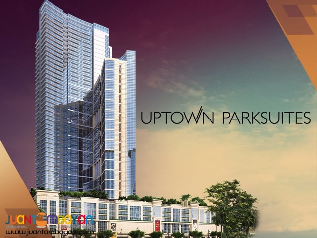Condo in Fort Bonifacio Global City Uptown Parksuites