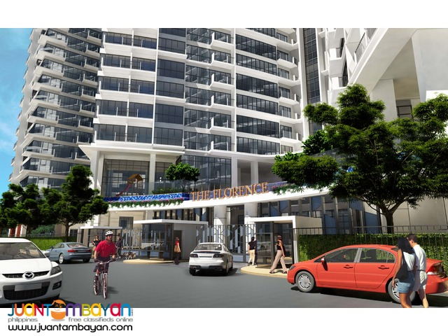 The Florence Condo for Sale in McKinley Hill Taguig