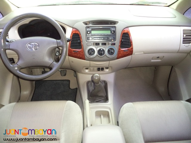 2007 Toyota Innova G
