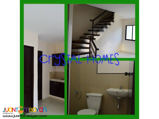 Close-to-town 3 bedroom Townhouse w/ Garage flood free