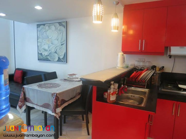 45k 2BR Furnished Condo For Rent near Fuente Circle Cebu City