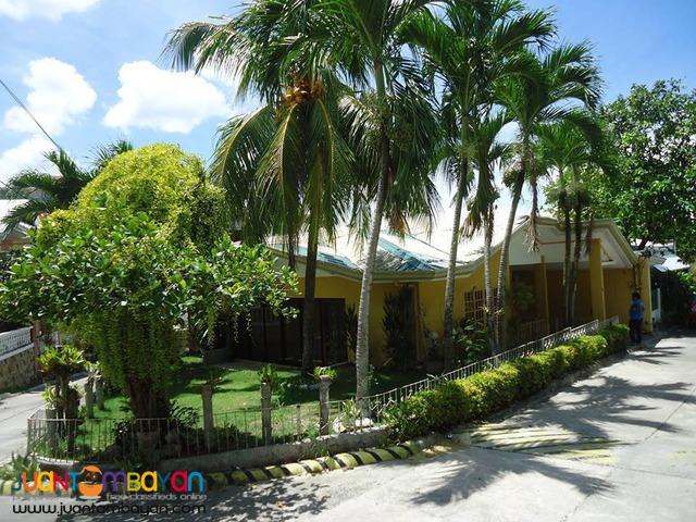 5BR Furnished House For Rent in Banilad Cebu City - 75k