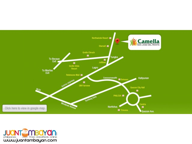 Camella Homes - Mariana