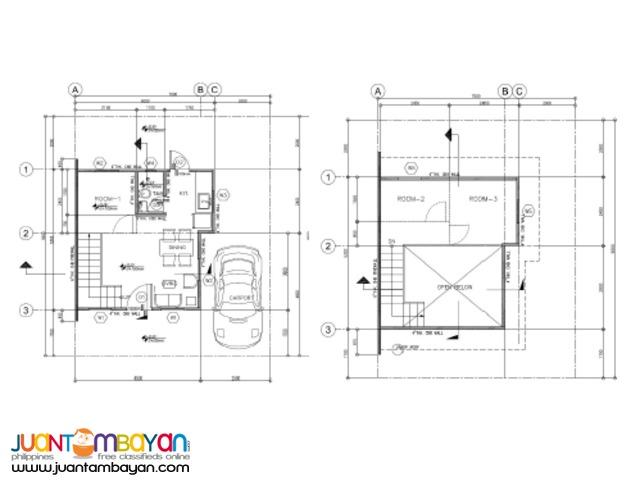 Carmona Cavite House & Lot Terraverde Residences Eloisa Model