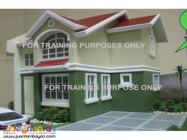 Carmona Cavite House & Lot Terraverde Residences Hannah Model