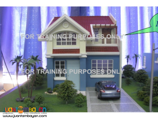 Carmona Cavite House & Lot Terraverde Residences Samantha Model