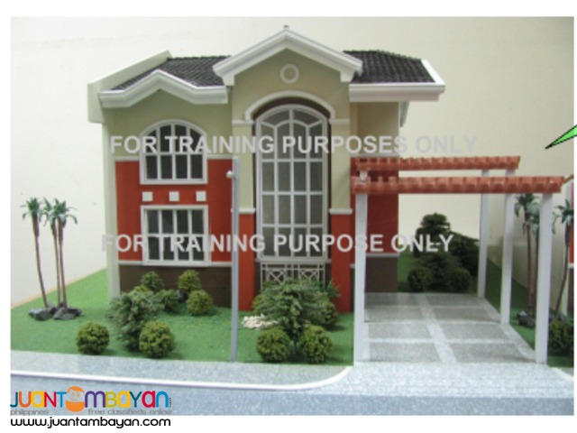 Carmona Cavite House & Lot Terraverde Residences Olivia Model