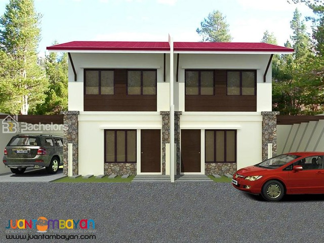 House Duplex  as low as P20,694k monthly amort in Minglanilla