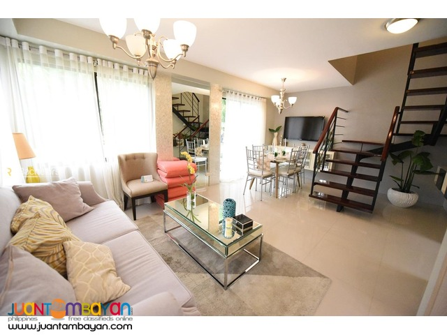 House Single Attached as low as P30,118k monthly amort in Mandaue Cebu