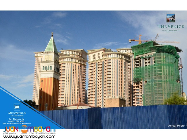 Megaworld Condo for Sale in Taguig McKinley Hill near Fort Bonifaco