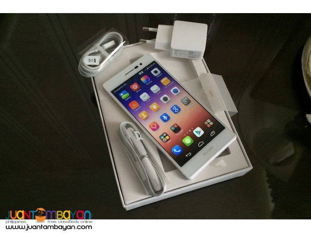 Brand New, Authentic and Original - Huawei P7 free back case