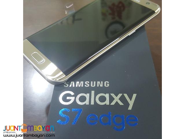 Samsung S7 Edge 32GB (Service Warranty) Gold/Black/Silver