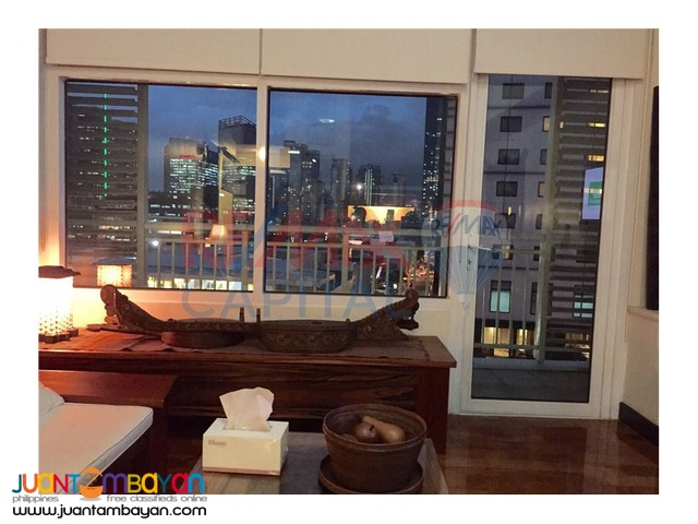 RUSH SALE!! 1 BR Unit in One Serendra with High - Ceiling, Taguig