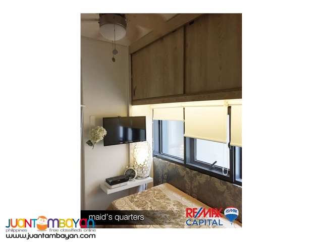 URGENT SALE!! Designer 2 BR at Arya Residences, Taguig City