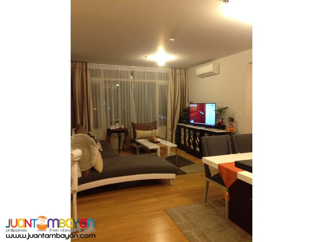 for RENT Brandnew  Condo in Ayala Fully Furnished