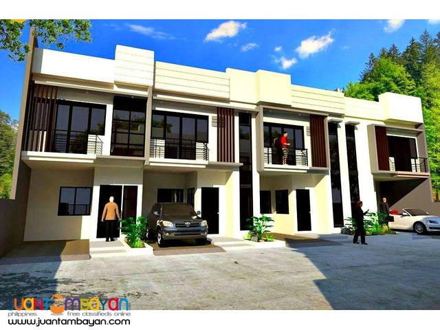 Townhouse 2-Storey as low as P21,518k monthly amort in Banawa Cebu
