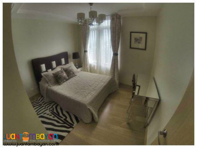 3BR Brandnew Condo Fully Furnished for RENT in Ayala 150K