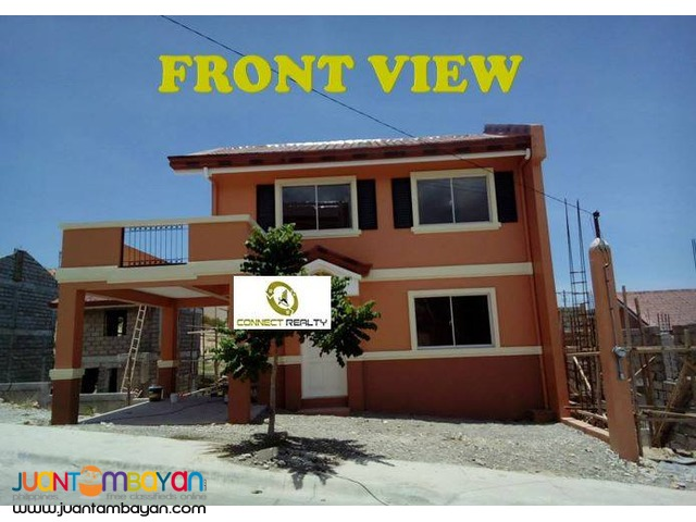 for RENT in Talisay 20K Overlooking Brandnew House