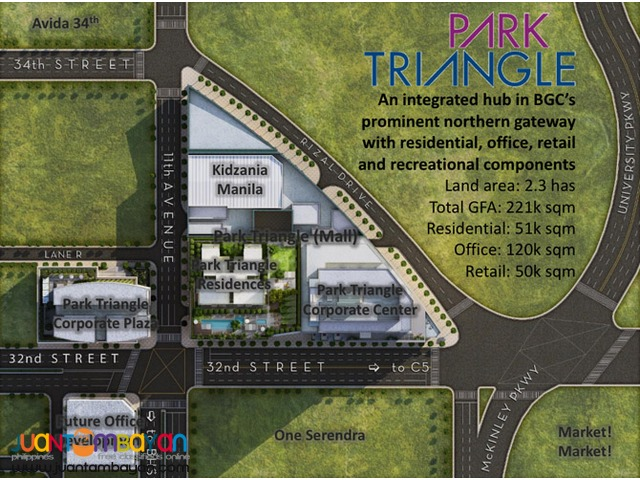 Park Triangle Residences