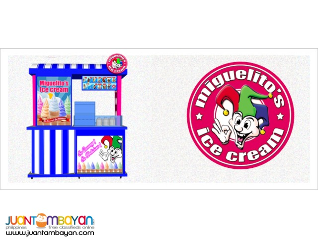 Ice Cream Food Cart Franchise Business