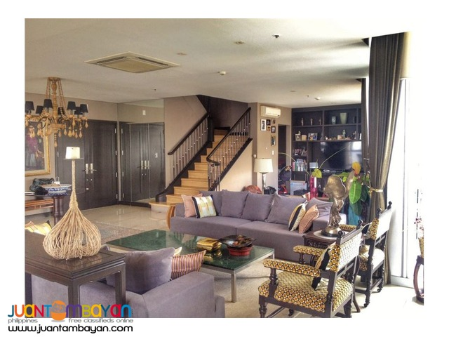 FOR SALE Penthouse w/ Pool, St. Francis Shangri-la, Mandaluyong City