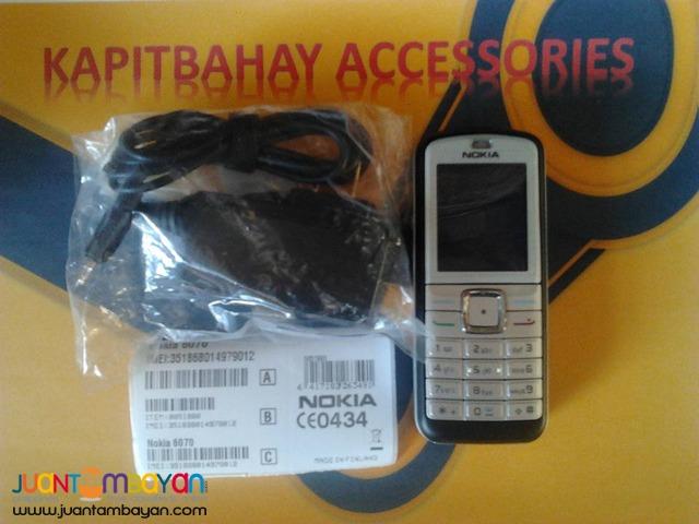 Nokia 6210, 3410, 3100, 6070, 6100, 3310, 8250.