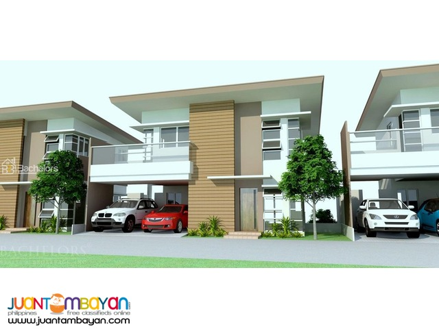 2-Storey Single Detached House for sale as low as P35,727 mo amort