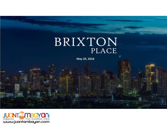 Brixton Place no spot DP! For only 9K monthly