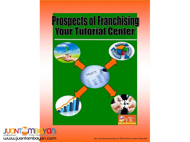 Prospects of Franchising Your Tutorial Center