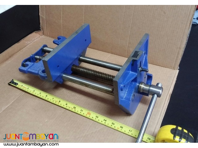 Woodworking Vise 9 inches with Quick Release Feature