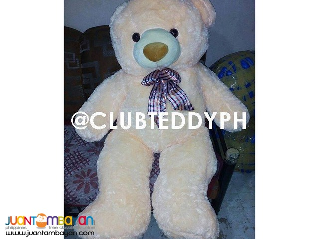 5 Feet Life Size Teddy Bear FREE shipping