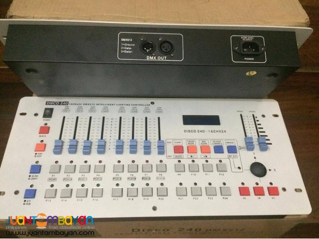 DMX 240 (Lights & Fx)For sale!!