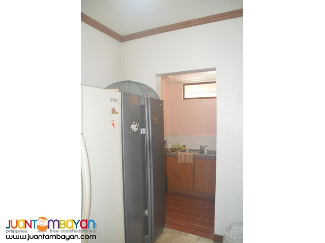 Furnished Bungalow with 5BR for Sale at Angeles City