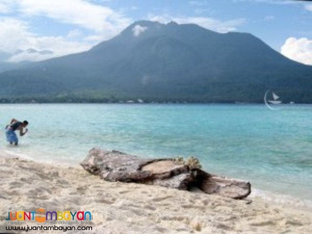 Natural beauty, Camiguin tour package