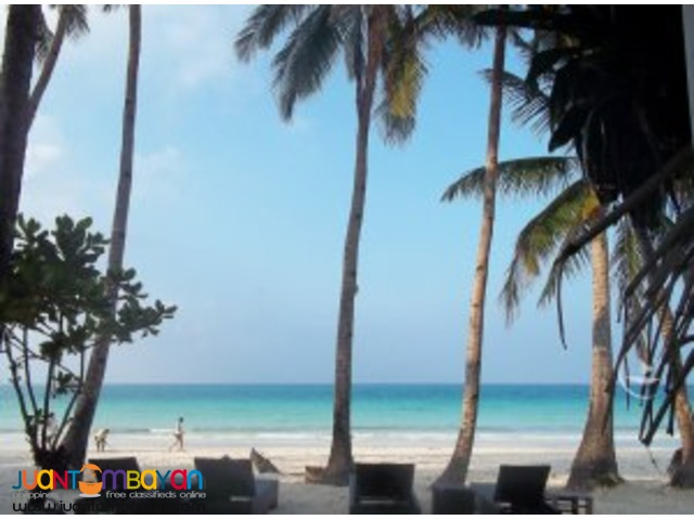 Boracay package for 3, Pearl of the Pacific