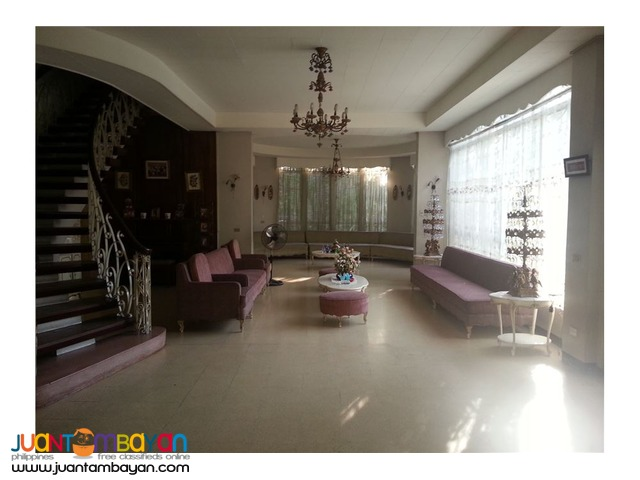 RUSH SALE!! Old House & Lot, Panay Avenue, Quezon City
