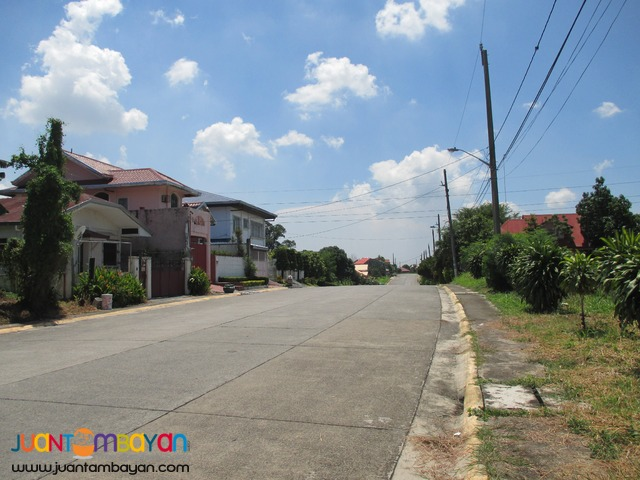 Corner Lots In Metro Gate- Dasmarinas, Cavite