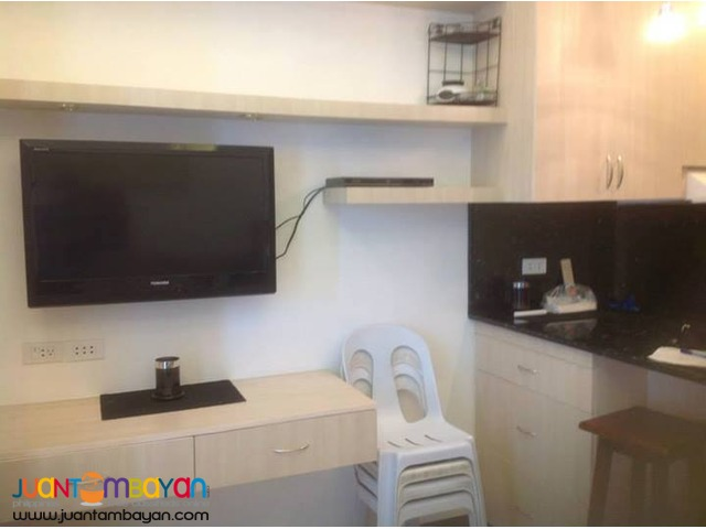 25k Cebu City Condos For Rent in Ramos - Studio Unit