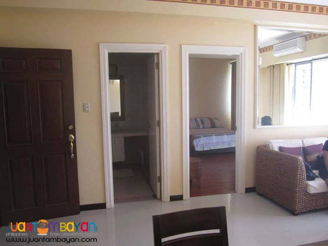 33k Cebu City Condos For Rent in Nivel Hills - 1BR