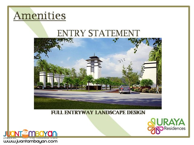 Residential Lot in Uraya Residences