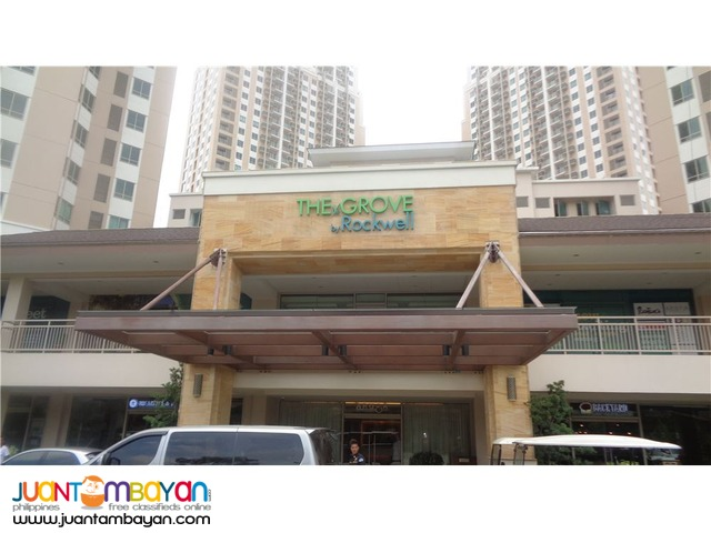 The Grove by Rockwell: FOR SALE!!! 2 Bedrooms in C5, Pasig