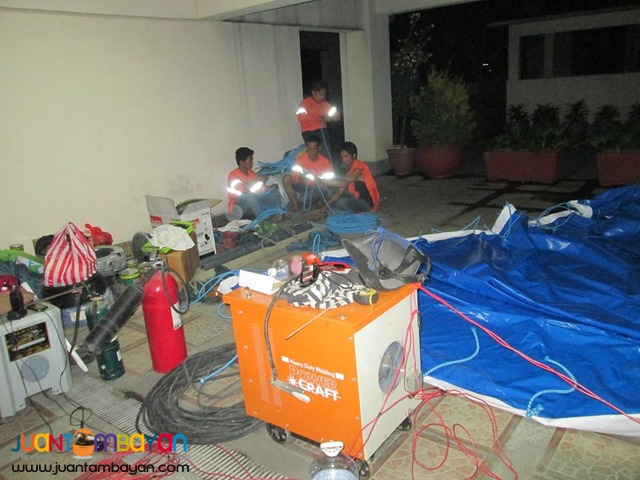 Flyingsquad Billboard Services Installation and Maintenance