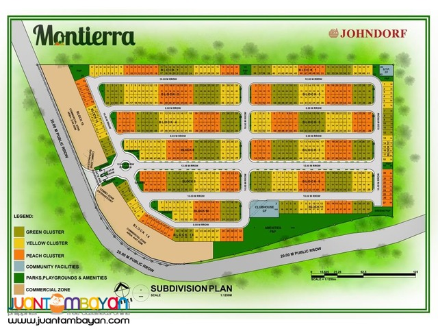 Montierra Subdivision by Johndorf!