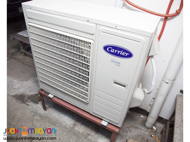 Carrier XPower Silver 3HP Split Type Aircon Inverter