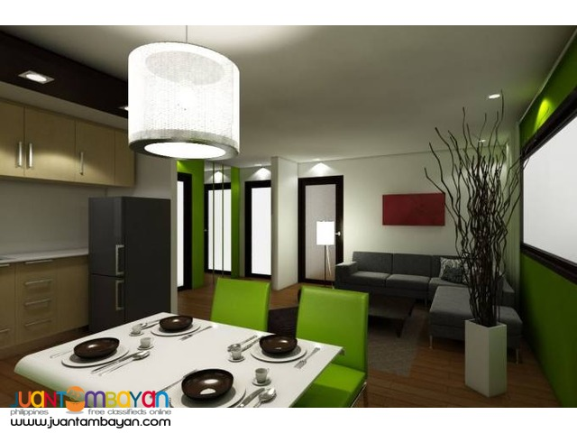 FOR SALE!!! VIVALDI RESIDENCES, CUBAO, QC