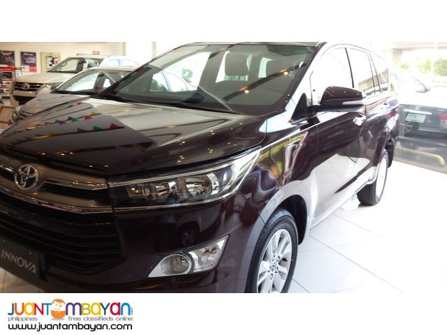 Toyota Innova 2016